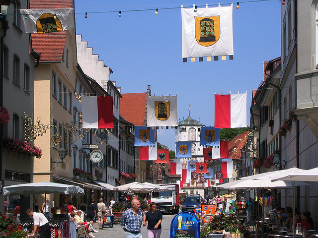 Volksfest Wangen im Algäu